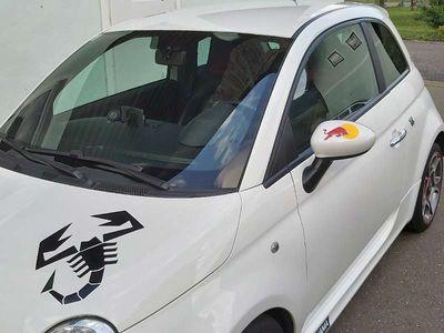 gebraucht Abarth 500 Turbo Kit esseesse Magnetti Morelli Sportauspuff Sportwagen / Coupé,