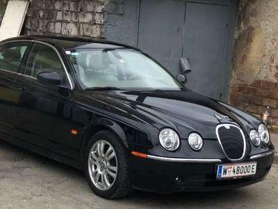 gebraucht Jaguar S-Type 2,7 Diesel Limousine