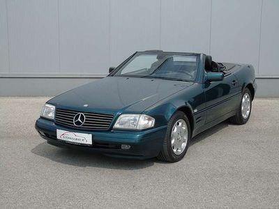 gebraucht Mercedes SL320 Roadster Aut.