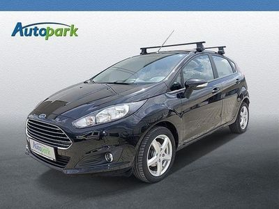 used Ford Fiesta Easy 1,0 EcoBoost Start/Stop Limousine