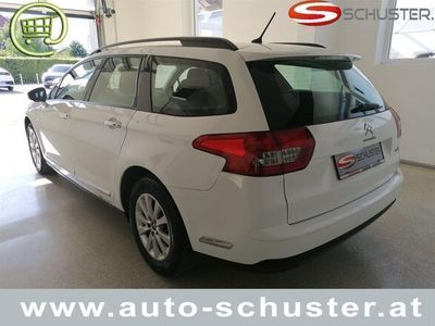 gebraucht Citroën C5 Tourer HDi 140 Seduction