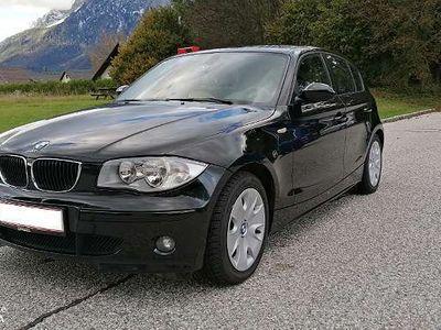 gebraucht BMW 118 1er-Reihe D, E87 ,M47 2,0 Klein-/ Kompaktwagen