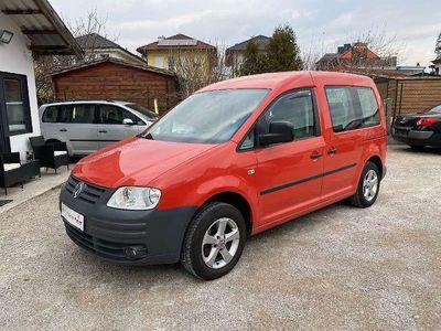 gebraucht VW Caddy 2.0 Life Tramper EcoFuel CNG-Gas