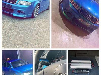 gebraucht Audi A4 3,0 Limousine