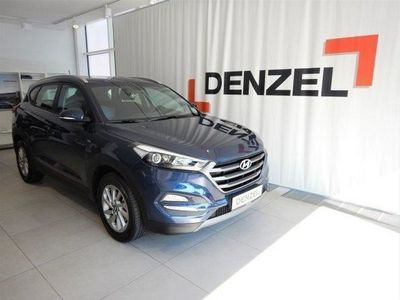 gebraucht Hyundai Tucson 1,6 T-GDI 4WD Premium DCT SUV / Geländewagen,