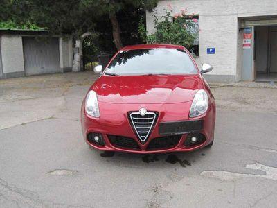 gebraucht Alfa Romeo Giulietta 2,0 JTD Multijet II Distinctive TCT