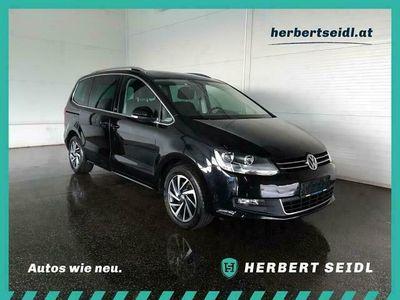 "gebraucht VW Sharan ""SOUND"" 2,0 TDI DSG *ANHÄNGEVORR. / ACC ... Kombi / Family Van"