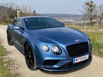 gebraucht Bentley Continental GT V8 S + 1 von 25 + Mulliner + Black Edition + 21
