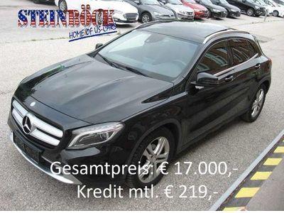 gebraucht Mercedes GLA220 CDI / d 4Matic GLA -Klasse
