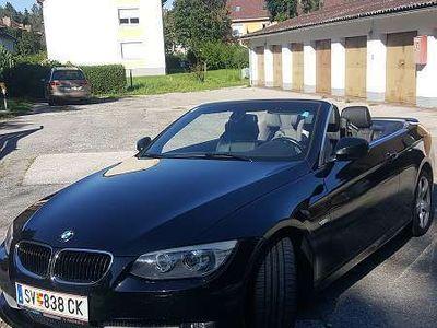 gebraucht BMW 320 Cabriolet 3er-Reihe i Cabrio E93 N43 / Roadster