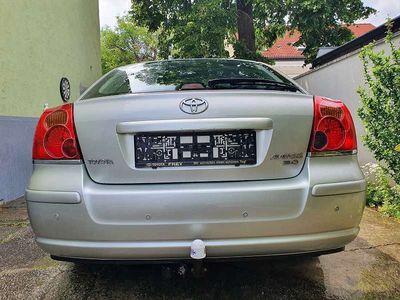 gebraucht Toyota Avensis Avensis2.0 Diesel Limousine