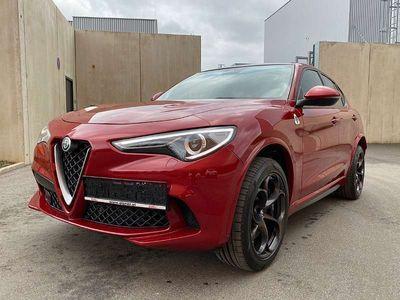 gebraucht Alfa Romeo Stelvio Quadrifoglio 2,9 V6 ATX AWD SUV / Geländewagen