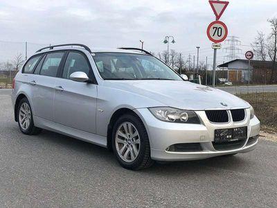 gebraucht BMW 318 3er-Reihe Kombi (E91) Touring Österreich-Paket