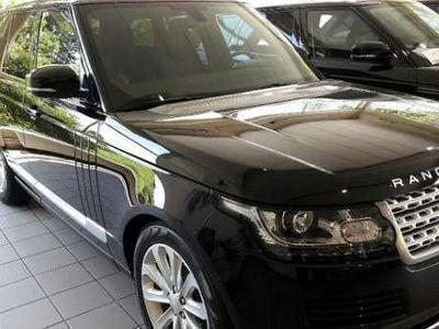 brugt Land Rover Range Rover 3,0 TD V6 Vogue SUV / Geländewagen,