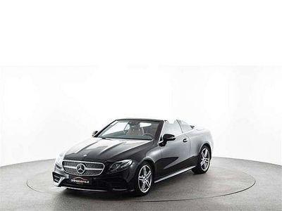 brugt Mercedes E300 E-KlasseAut. Cabrio / Roadster,
