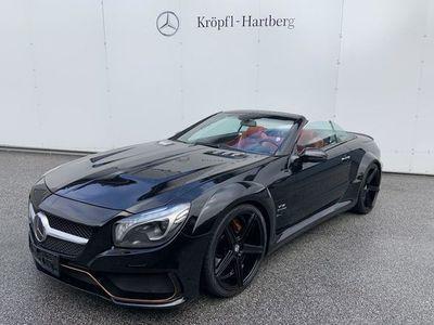 gebraucht Mercedes SL55 AMG AMG **Black Series*Prior Design** R231 Umbau