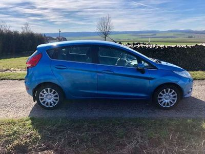 gebraucht Ford Fiesta Titanium 1,25