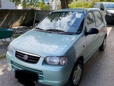 gebraucht Suzuki Alto 1,1 DL 5DR FF Klein-/ Kompaktwagen