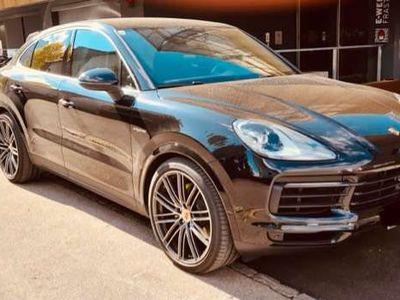 """gebraucht Porsche 911 Turbo Cayenne Coupe E-Hybrid / 22""""Rad / Sportabgasanl"""