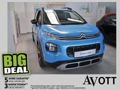 gebraucht Citroën C3 Aircross Feel Distronic Navi Spurh.