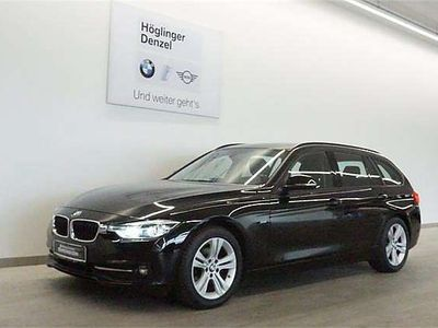gebraucht BMW 320 3er-Reihe d Touring EfficientDynamics Sport Line Aut. Kombi / Family Van