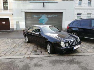 gebraucht Mercedes CLK230 CLK-KlasseSportwagen / Coupé