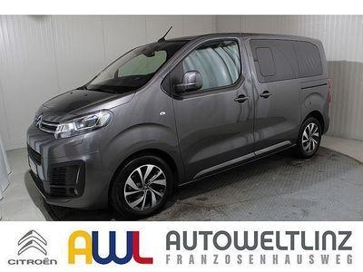 gebraucht Citroën Spacetourer BlueHDI 180 S&S EAT6 XS Shine Kombi / Family Van,