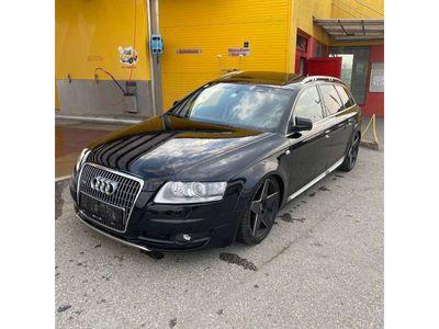 gebraucht Audi A6 Allroad Quattro, Luft, KEYLESS entry und go, Schiebedach Kombi / Family Van