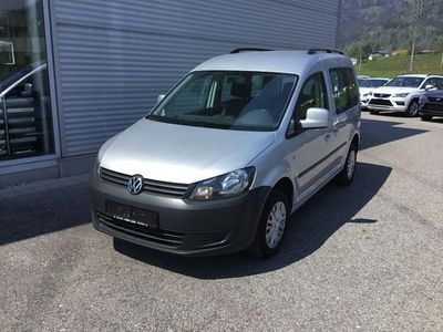 brugt VW Caddy Family BMT TDI
