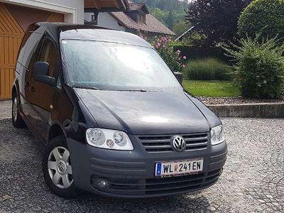 gebraucht VW Caddy Life Family EcoFuel Kombi / Family Van,