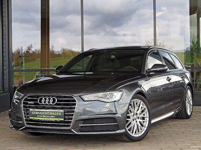 gebraucht Audi A6 Avant 3,0 TDI Quattro S-tronic, sline, Panor... Kombi / Family Van,