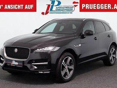 gebraucht Jaguar F-Pace 20d AWD R-Sport Aut. SUV / Geländewagen