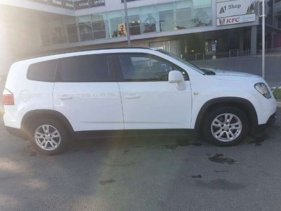 gebraucht Chevrolet Orlando Kombi / Family Van,