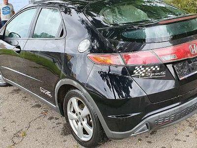 gebraucht Honda Civic 1,4 I-DSI COMFORT LIMUSINE Limousine