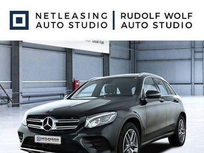gebraucht Mercedes GLC220 d AMG Line 4Matic Klima/LED/Park-Assist. Tempomat