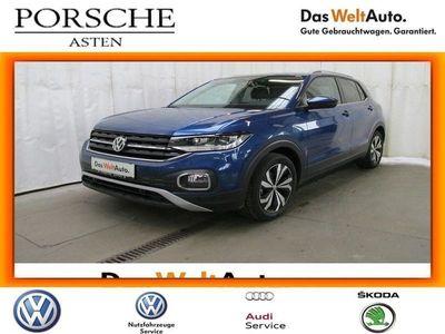 gebraucht VW T-Cross - Style TDI DSG