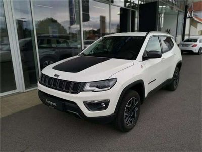 gebraucht Jeep Compass 2,0 MultiJet AWD 9AT 170 Trailhawk