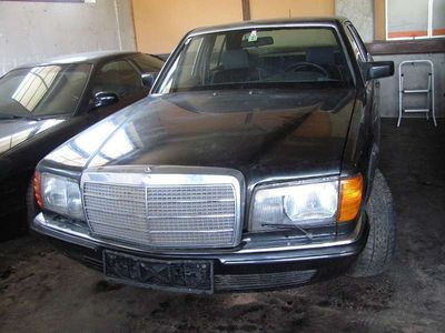 gebraucht Mercedes 380 W 126 -SE Limousine