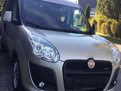 gebraucht Fiat Doblò Doblo Multijet 105 PS Diesel TOP ** 51.800KM** Kombi / Family Van