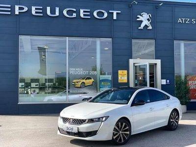 gebraucht Peugeot 508 1,5 BlueHDi 130 EAT8 S&S GT Line Aut.