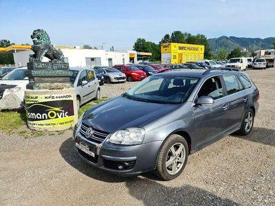 gebraucht VW Golf Variant Comfortline 1,9 TDI DPF Kombi / Family Van
