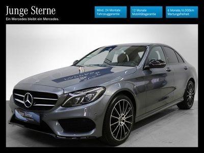 gebraucht Mercedes C200 d AMG Line Aut. *AMG Line *LED