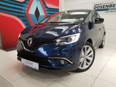 gebraucht Renault Scénic LIMITED Blue dCi 120PS
