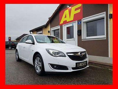 gebraucht Opel Insignia ST 1,6 CDTI ecoflex Edition Start/Stop System Kombi / Family Van