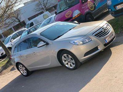 gebraucht Opel Insignia Kombi / Family Van
