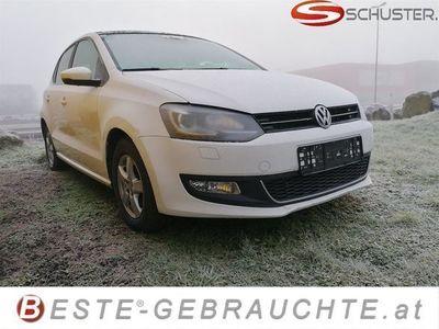 gebraucht VW Polo Sky 1,6 TDI DPF DSG