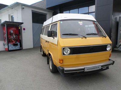 gebraucht VW T3 Bus L Campingausführung