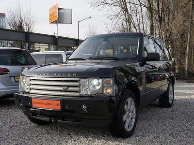brugt Land Rover Range Rover 3,0 Td6 HSE LEDER NAVI MP3 XENON SUV / Geländewagen,