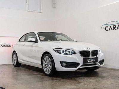 gebraucht BMW 218 218 d Coupé *LED*NAVI*SITZHEIZUNG*