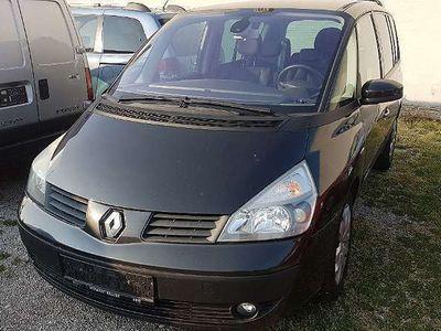 gebraucht Renault Espace Sport Edition 2,2 dCi Kombi / Family Van,